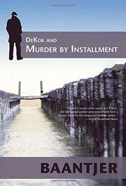 Cover art for DEKOK AND MURDER BY INSTALLMENT
