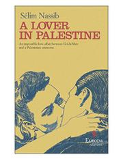 Cover art for A LOVER IN PALESTINE
