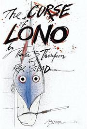 THE CURSE OF LONO by Ralph Steadman