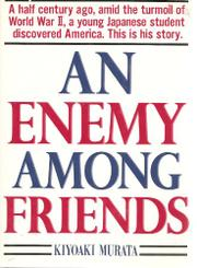 Cover art for AN ENEMY AMONG FRIENDS