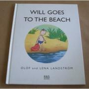 Book Cover for WILL GOES TO THE BEACH
