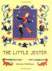 THE LITTLE JESTER by Helena Olofsson
