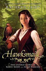 Book Cover for HAWKSMAID
