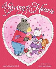 A STRING OF HEARTS  by Laura Malone Elliott