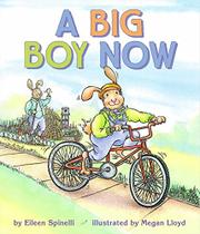 Book Cover for A BIG BOY NOW