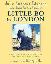 LITTLE BO IN LONDON by Julie Andrews Edwards