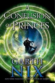 Book Cover for A CONFUSION OF PRINCES