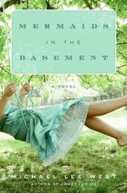 Book Cover for MERMAIDS IN THE BASEMENT