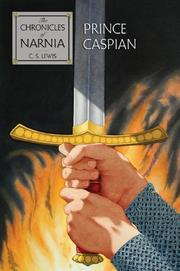 Book Cover for PRINCE CASPIAN