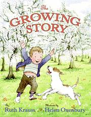 Book Cover for THE GROWING STORY