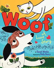 WOOF by Sarah Weeks