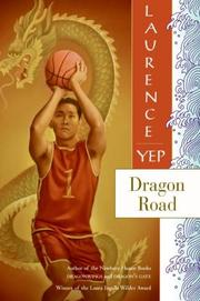 Cover art for DRAGON ROAD