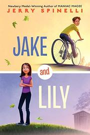 Book Cover for JAKE AND LILY