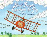 Cover art for HOW PEOPLE LEARNED TO FLY