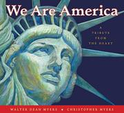 Cover art for WE ARE AMERICA