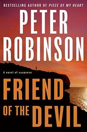 Book Cover for FRIEND OF THE DEVIL