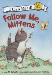 Book Cover for FOLLOW ME, MITTENS