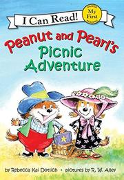 Book Cover for PEANUT AND PEARL'S PICNIC ADVENTURE