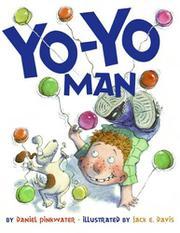 YO-YO MAN by Daniel Pinkwater