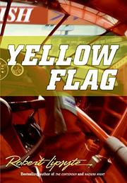 Cover art for YELLOW FLAG