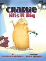Book Cover for CHARLIE HITS IT BIG