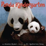 Book Cover for PANDA KINDERGARTEN