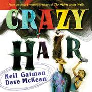 Book Cover for CRAZY HAIR