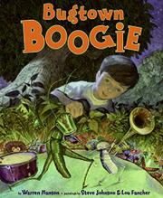Cover art for BUGTOWN BOOGIE