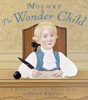 Cover art for MOZART: THE WONDER CHILD