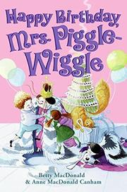 Book Cover for HAPPY BIRTHDAY, MRS. PIGGLE-WIGGLE