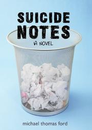 Book Cover for SUICIDE NOTES