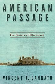 Cover art for AMERICAN PASSAGE