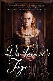 DA VINCI'S TIGER by Laura Malone Elliott