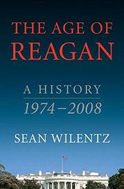 Cover art for THE AGE OF REAGAN