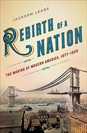 Book Cover for REBIRTH OF A NATION