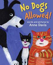 Cover art for NO DOGS ALLOWED!