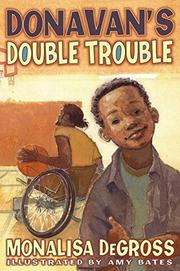 Cover art for DONAVAN'S DOUBLE TROUBLE