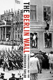 Book Cover for THE BERLIN WALL