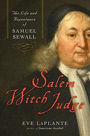 Cover art for SALEM WITCH JUDGE