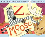 Book Cover for Z IS FOR MOOSE