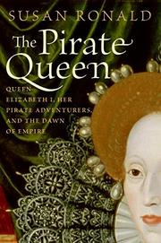 Cover art for THE PIRATE QUEEN