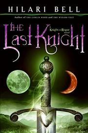 Cover art for THE LAST KNIGHT