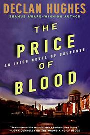 Cover art for THE PRICE OF BLOOD
