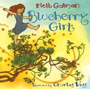 Cover art for BLUEBERRY GIRL