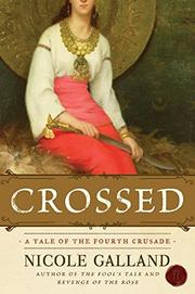 Book Cover for CROSSED