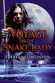 Cover art for VOYAGE OF THE SNAKE LADY