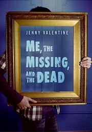 Cover art for ME, THE MISSING, AND THE DEAD