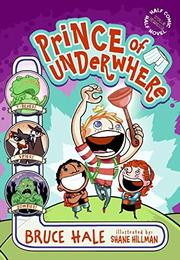 Book Cover for PRINCE OF UNDERWHERE