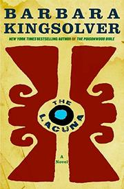 Cover art for THE LACUNA