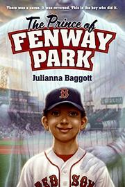 Cover art for THE PRINCE OF FENWAY PARK